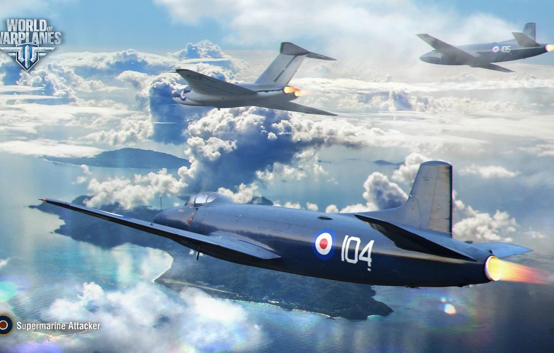 Photo wallpaper the plane, England, UK, plane, aviation, air, England, Great Britain, arcade, MMO, Wargaming.net, World of …