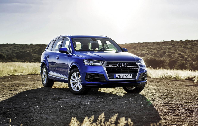 Photo wallpaper Audi, Audi, quattro, TFSI, 2015, S line, Kvadro