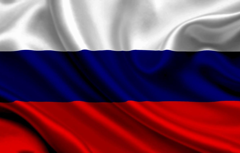 Photo wallpaper Red, Blue, White, Tricolor, Russia, Texture, Russia, Russian Federation, Russian Federation