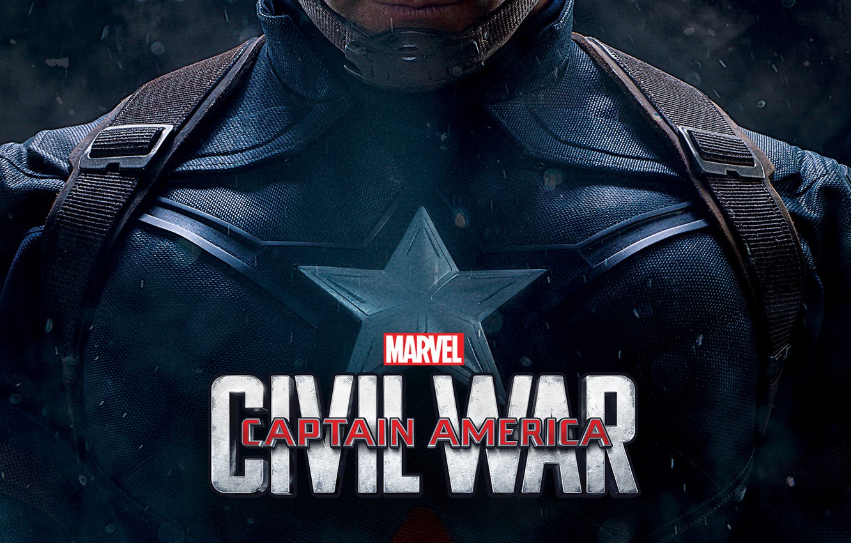 Photo wallpaper fiction, poster, superhero, comic, Captain America, MARVEL, Steve Rogers, Captain America: Civil War, The first …