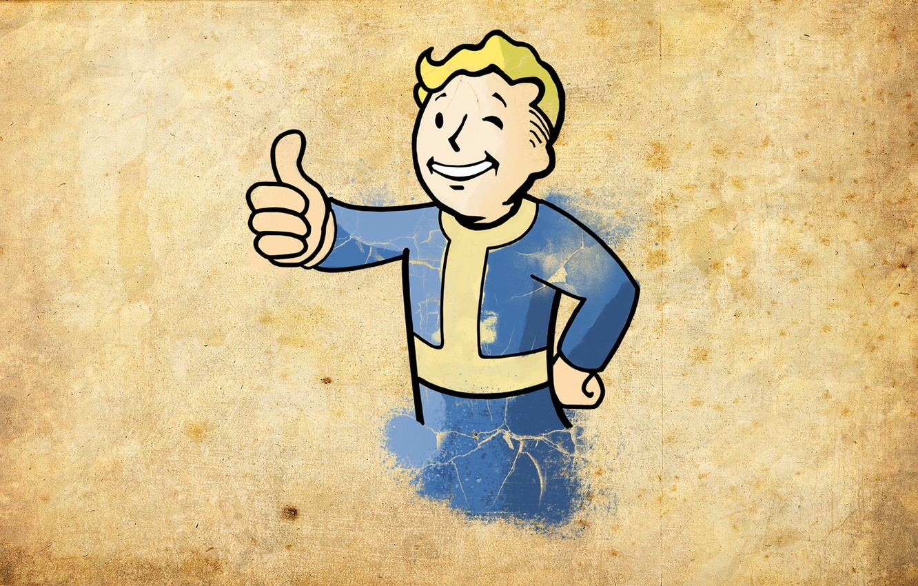 Wallpaper Fallout Bethesda Post Apocalypse Power Armor Vault