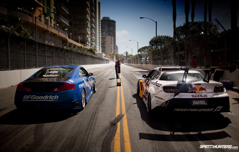 Photo wallpaper drift, mazda, Long Beach, infinity