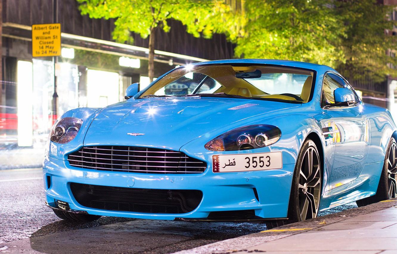 Photo wallpaper Aston Martin, DBS, Aston Martin