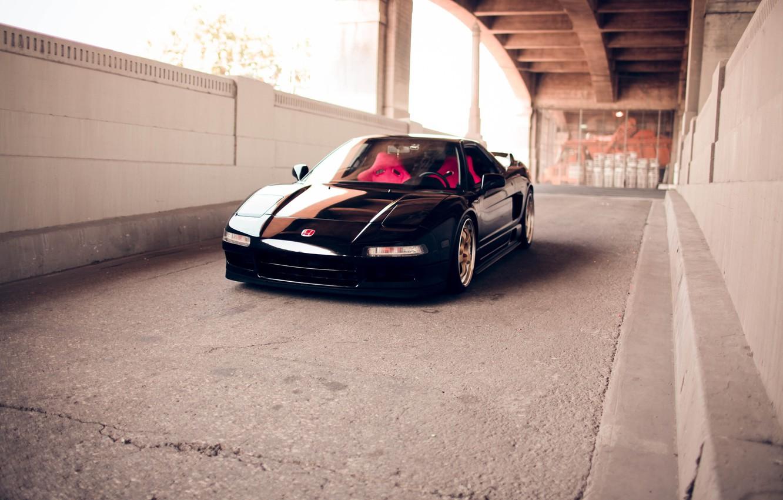 Photo wallpaper road, auto, city, honda, cars, auto, nsx, Wallpaper HD, acura nsx, honda nsx, tuning auto …