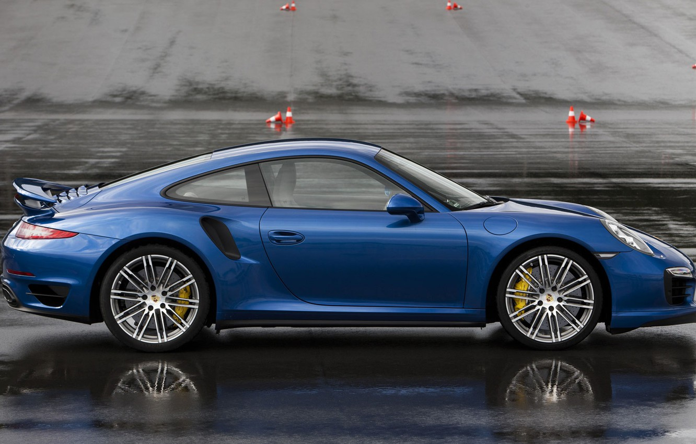 Photo wallpaper coupe, 911, Porsche, Turbo