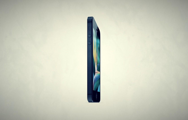 Photo wallpaper technique, phone, gadget, Steven Paul Jobs, Apple iPhone 5
