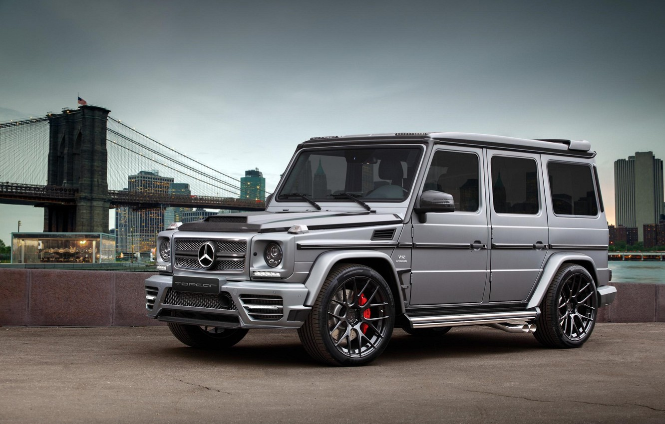 Photo wallpaper Mercedes-Benz, Mercedes, AMG, Mansory, Gelandewagen, Benz, G65
