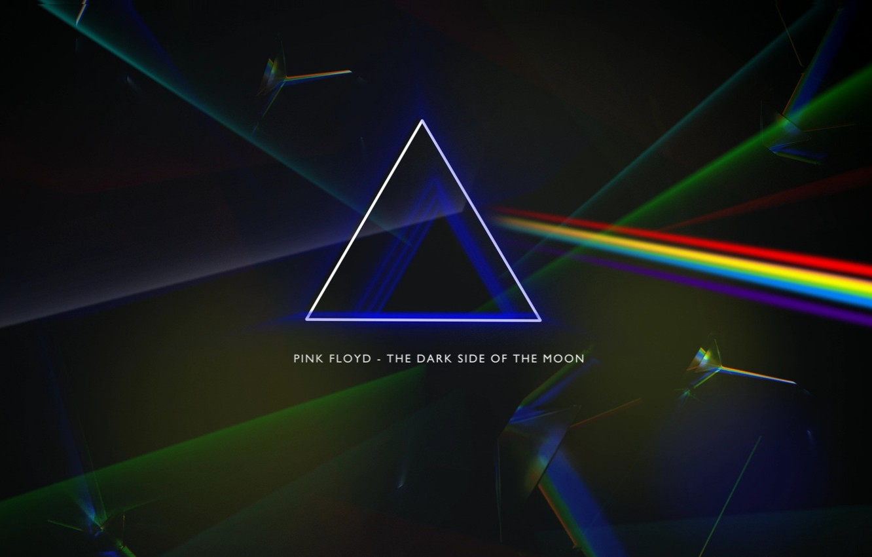 Photo wallpaper prism, Pink Floyd, Progressive rock, the dark side of the moon, album cover