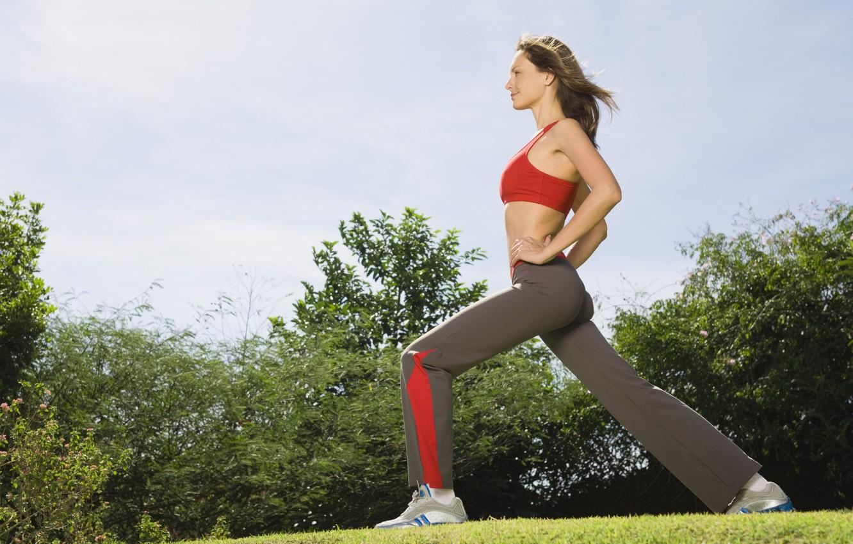 Обои warm-up, physical activity outdoors. Спорт foto 6