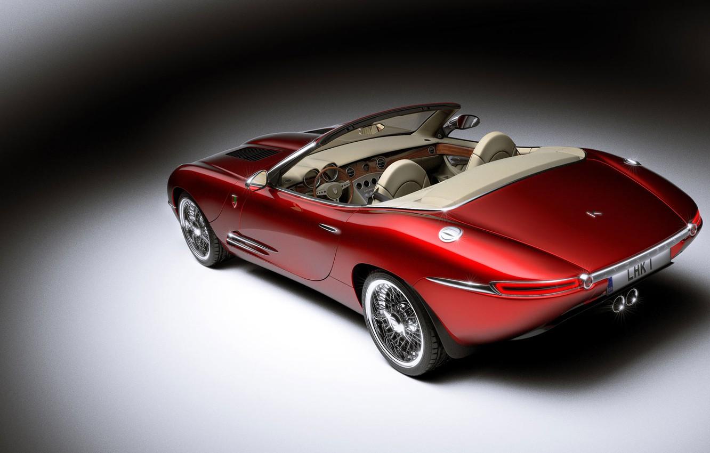 Photo wallpaper convertible, Coupe, Lyonheart