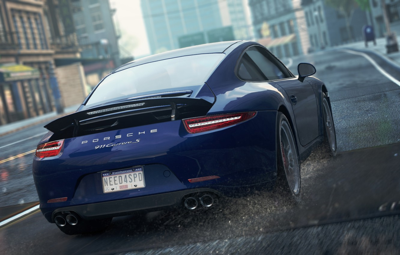 Wallpaper 911 Porsche 2012 Need For Speed Most Wanted Carrera
