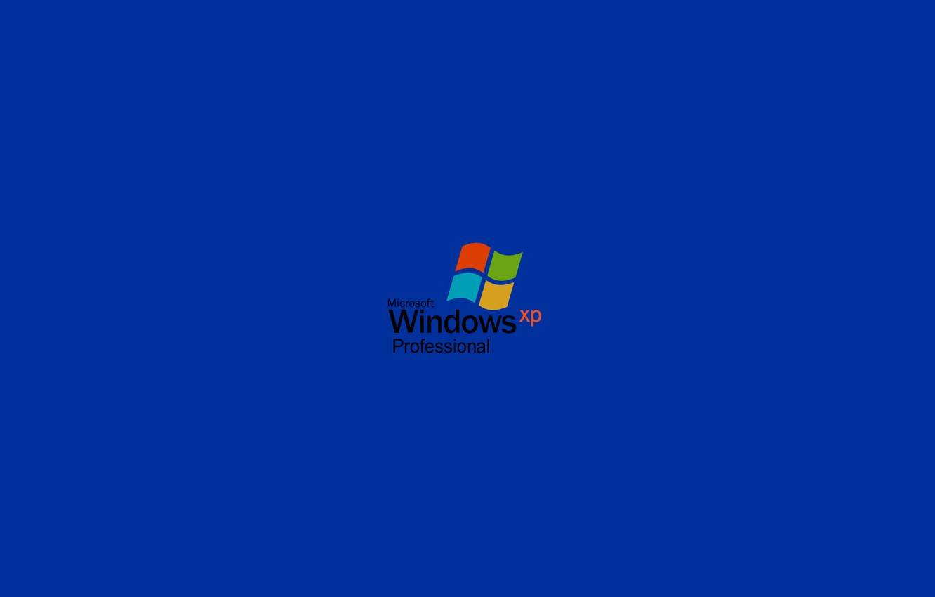 Photo wallpaper background, Microsoft, Logo, Windows XP