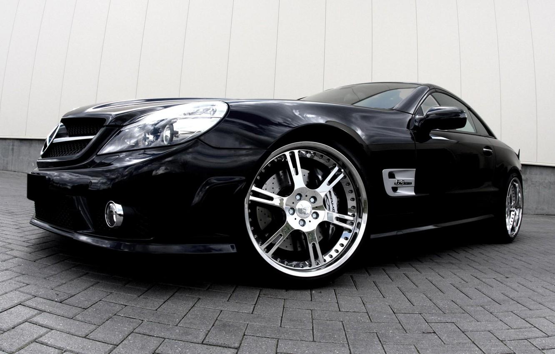 Photo wallpaper Mercedes, AMG, Wheelsandmore
