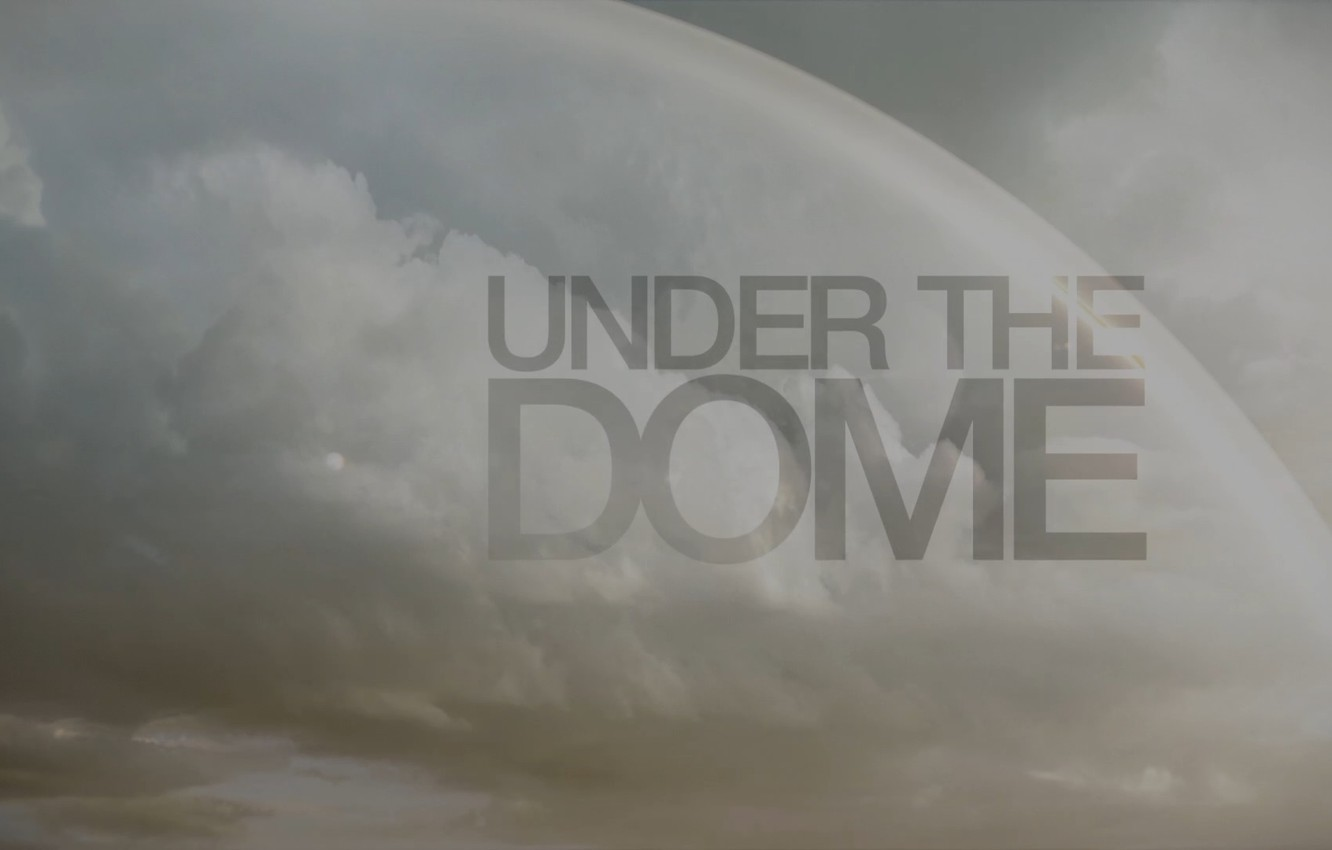 Wallpaper Fiction The Series Under The Dome Under The