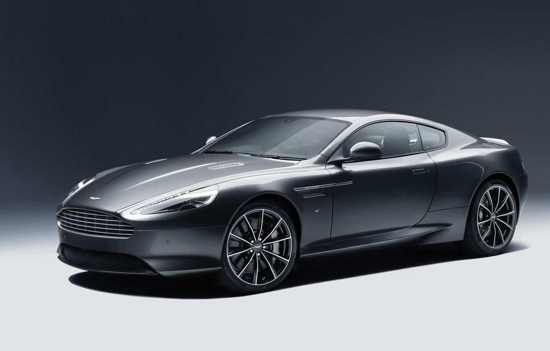Photo wallpaper Aston Martin, Aston Martin, DB9, 2015