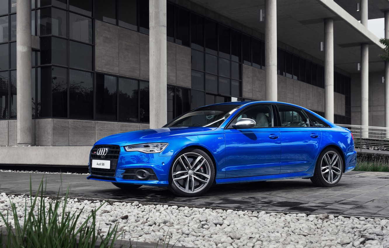 Photo wallpaper Audi, Audi, Sedan, 2015, ZA-spec