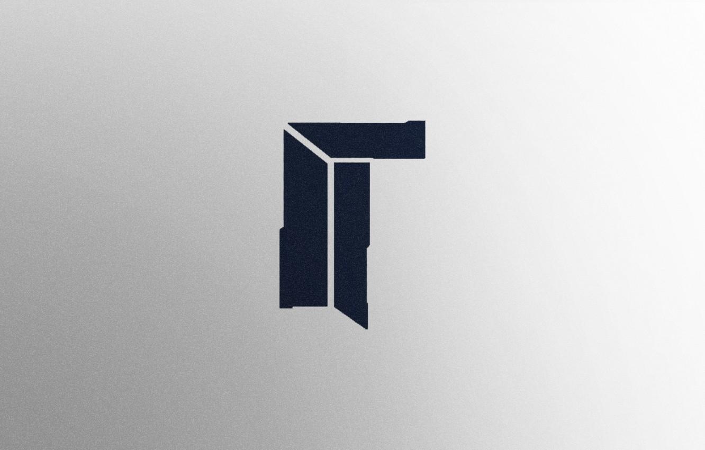 Photo wallpaper Logo, Game, Team, Minimalism, CSGO, Counter-Strike: Global Offensive, CS:GO, Titan, vent designs, Esports