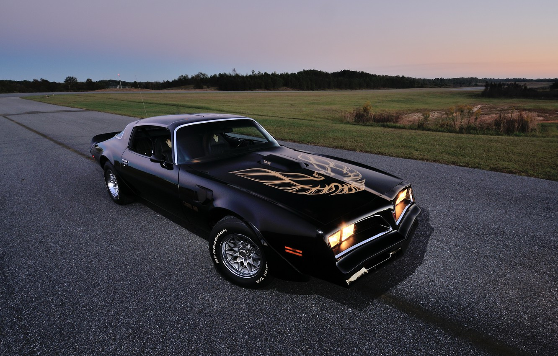 Photo wallpaper Pontiac, Pontiac, Firebird, 1978, Trans Am, WS6, T-Top, Firebird.