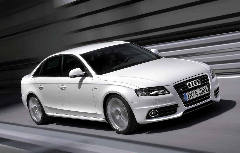 Photo wallpaper Audi, quattro, sedan