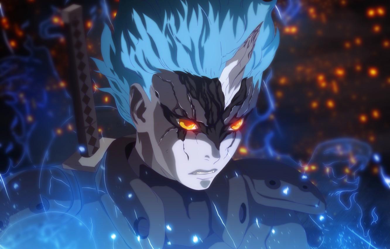 Naruto Blue Wallpaper