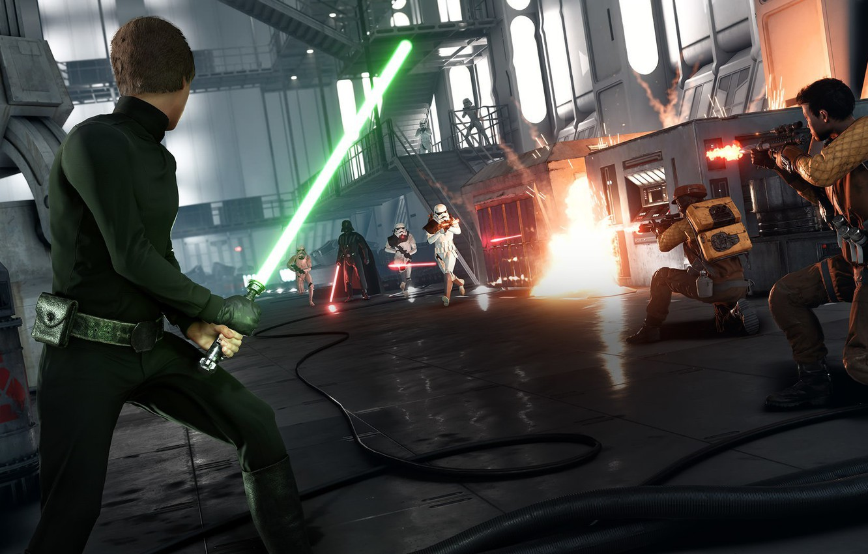 Wallpaper Game Darth Vader Darth Vader Electronic Arts Luke
