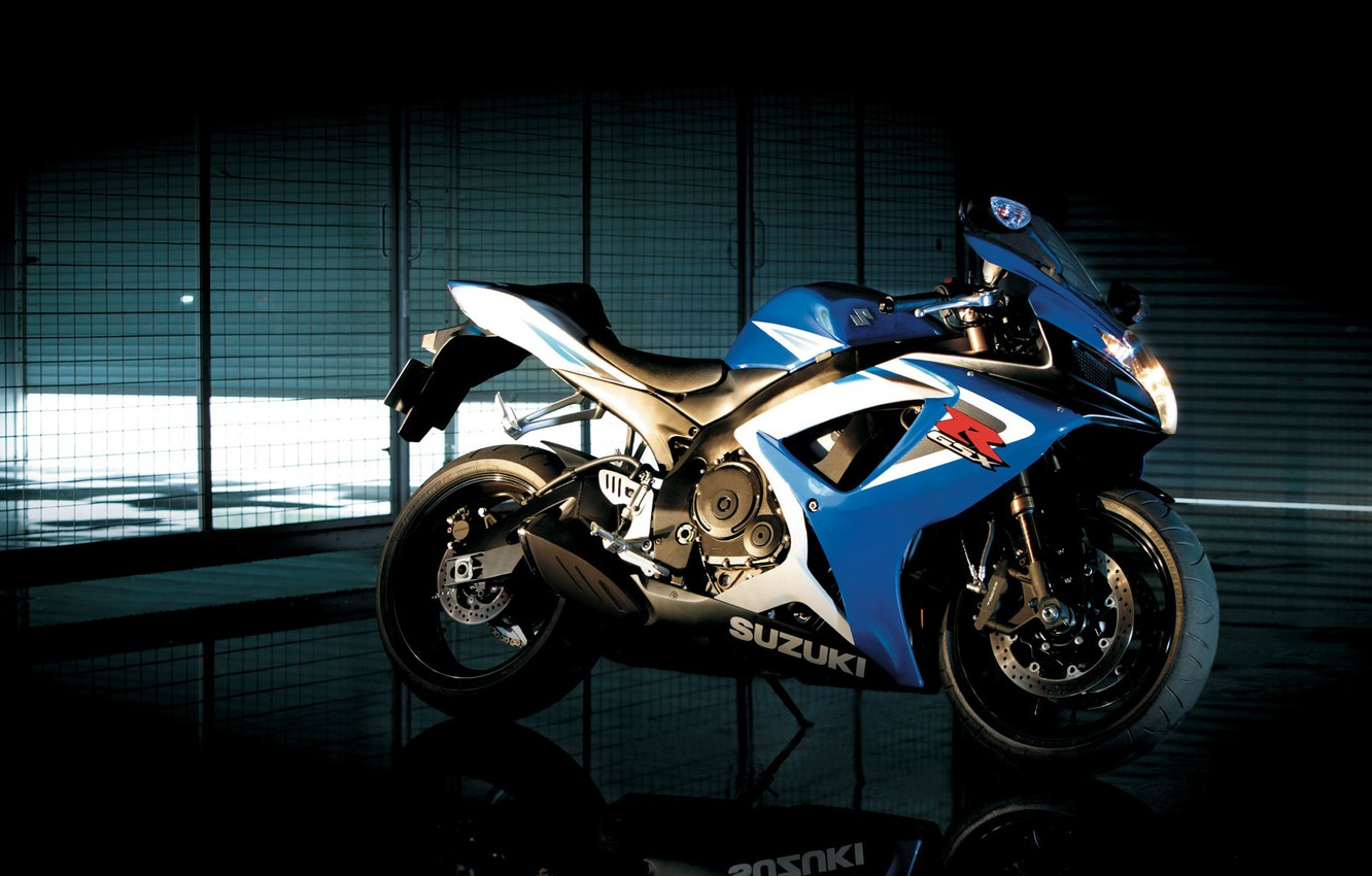 Photo wallpaper stories, suzuki gsx r750