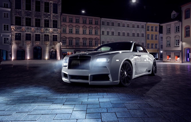 Photo wallpaper background, Rolls-Royce, rolls-Royce, Wraith, Wright, Spofec