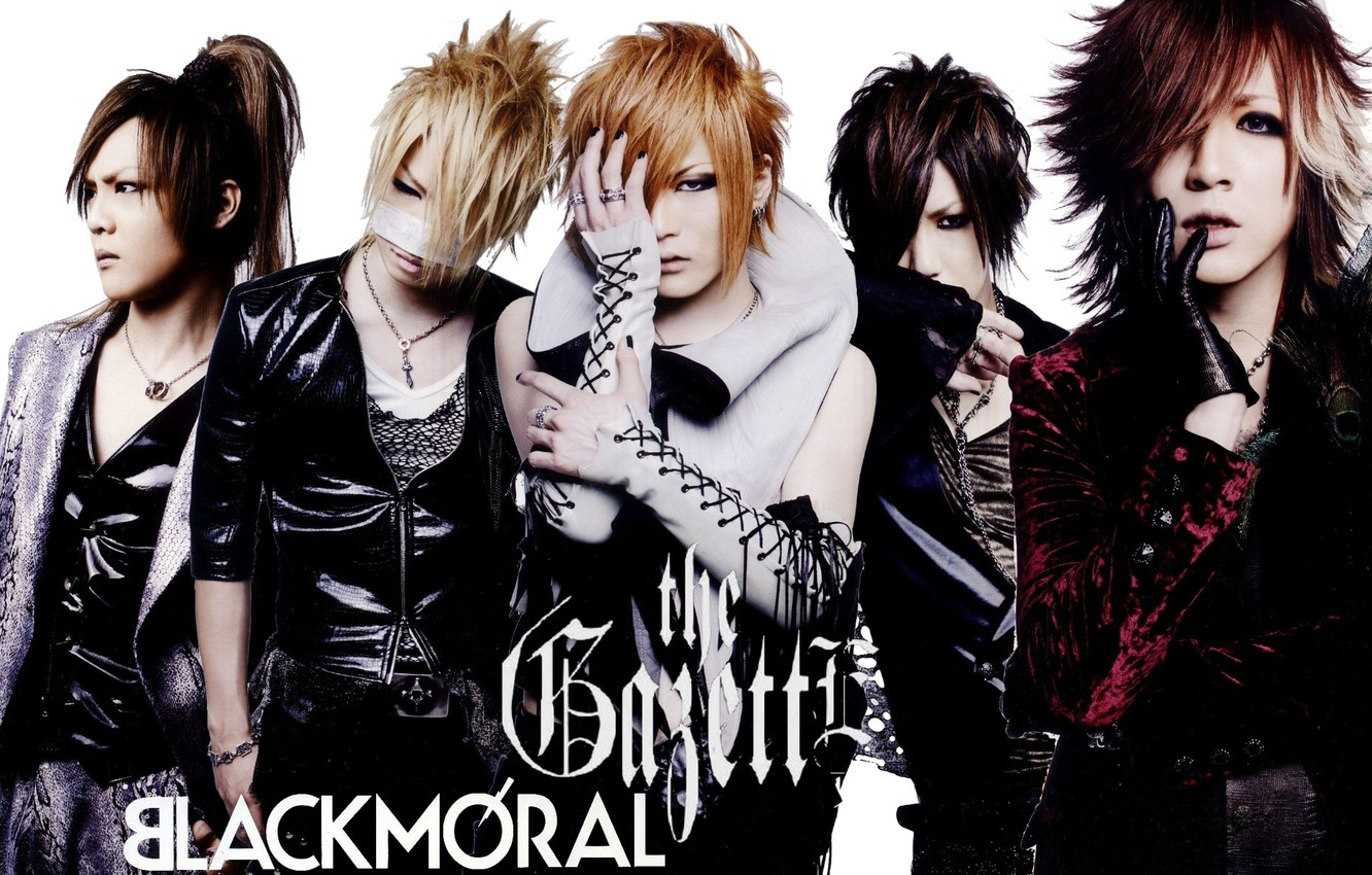 Photo wallpaper music, japan, Kai, Aoi, j-rock, To uruh, Visual kei, The GazettE, Reita, blackmoral, Ruki