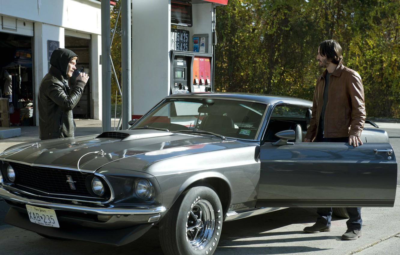 Wallpaper Car The Film Car Auto Keanu Reeves Movie