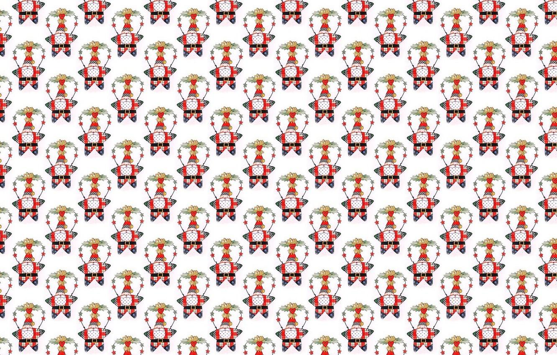 Photo wallpaper background, holiday, star, texture, New year, Santa Claus, Santa Claus