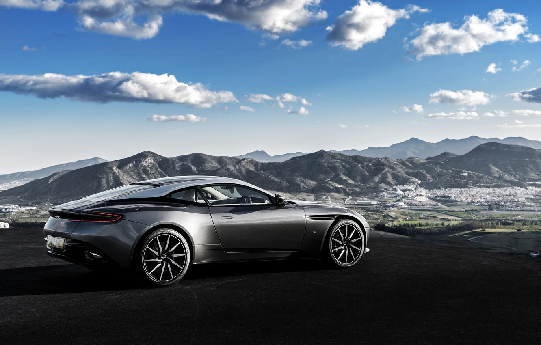 Photo wallpaper Aston Martin, Aston Martin, supercar, DB11