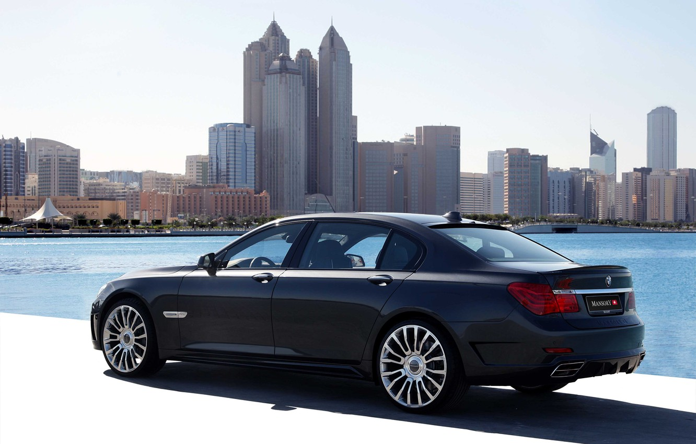 Photo wallpaper auto, tuning, BMW, BMW, 7 Series, Mansory