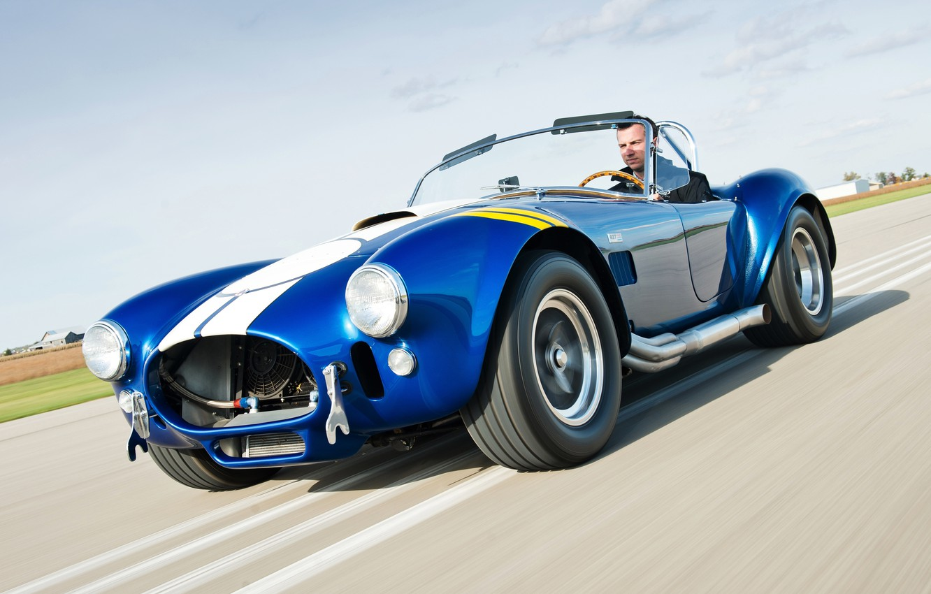 Photo wallpaper Ford, Shelby, Cobra, Ford, Shelby, 1967, Cobra, 427, S/C, MkIII