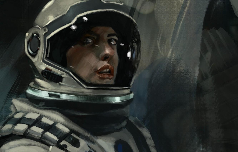 Wallpaper Astronaut The Suit Helmet Astronaut Anne
