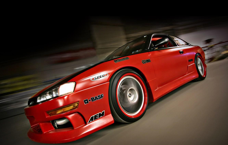 Photo wallpaper tuning, speed, nissan, turbo, red, japan, Nissan, jdm, tuning, silvia, speed, 200sx, Sylvia, s14