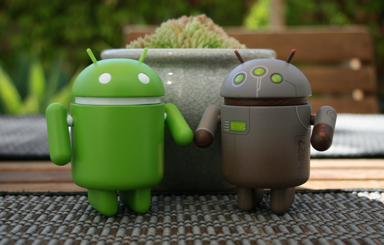 Photo wallpaper Android, android, google