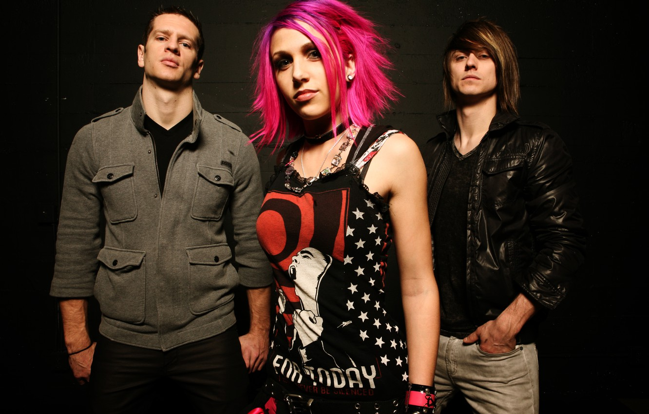 Wallpaper Girl Punk Group Icon For Hire Images For Desktop