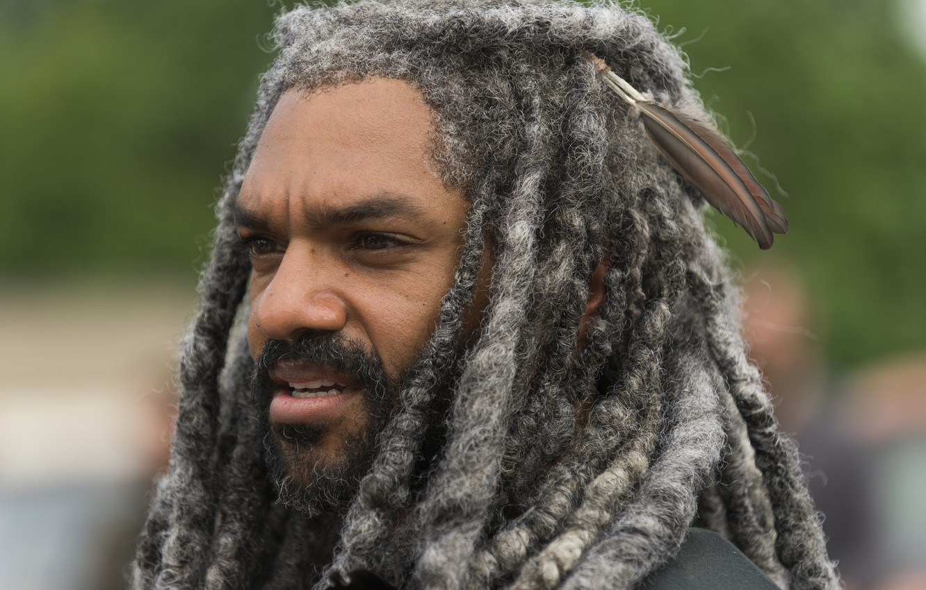 Wallpaper The Walking Dead Season 7 Ezekiel Khary Payton