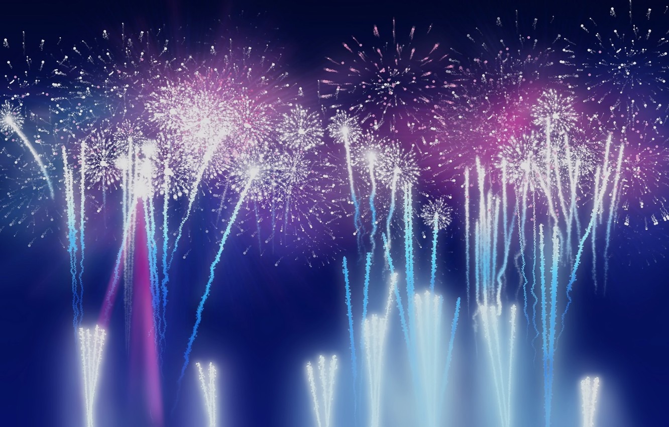 Wallpaper salute, colorful, flash, fireworks images for
