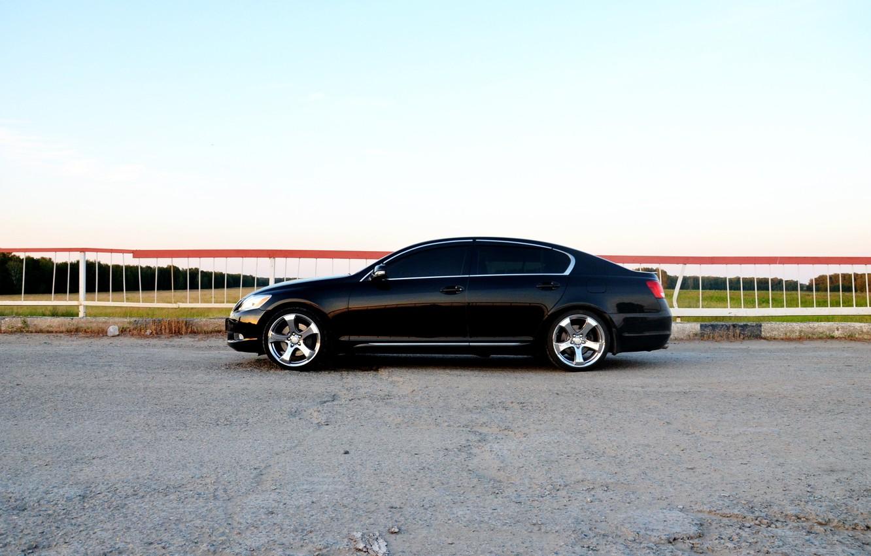 Photo wallpaper lexus, auto, gs300