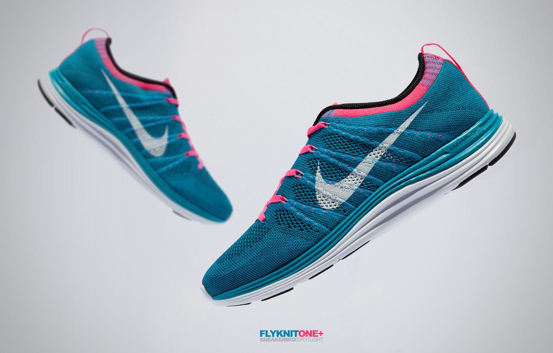 Wallpaper Sport Shoes Nike Lunar Flyknit One Running