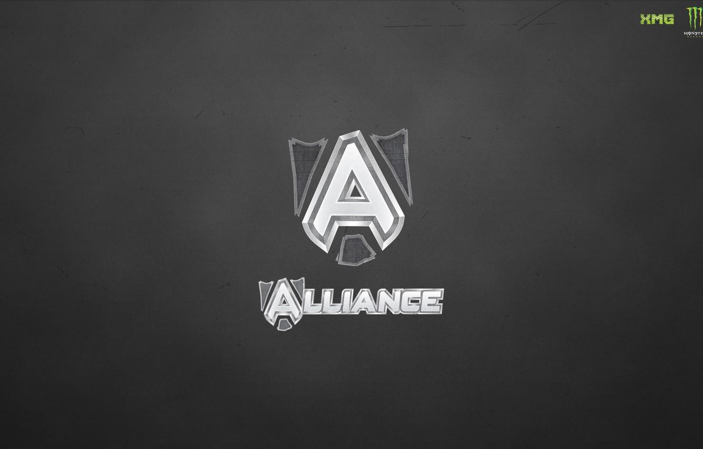 Wallpaper Wallpaper Logo Alliance Dota 2 Team Alliance Images