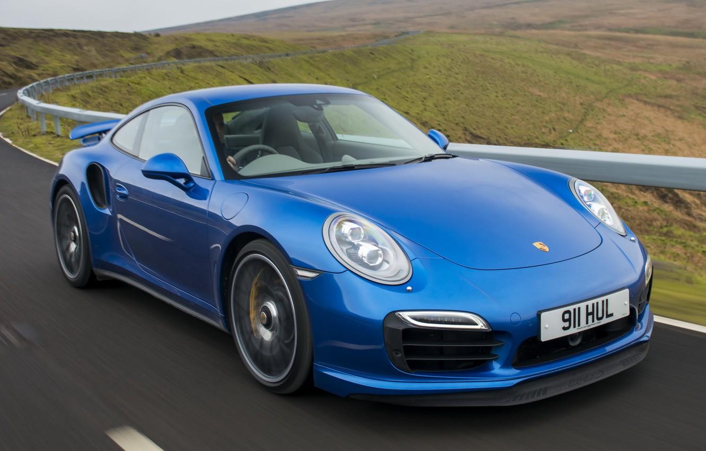 Photo wallpaper 911, Porsche, Turbo