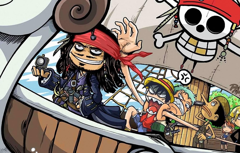 Photo wallpaper pirates, Anime, Vanpis