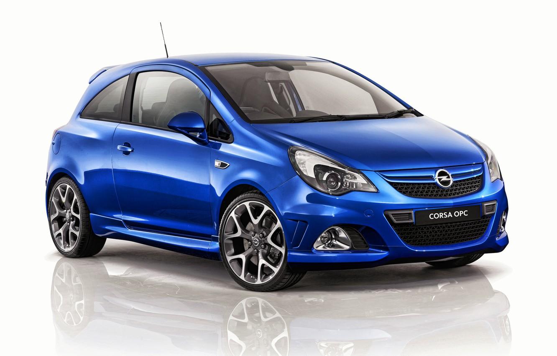 Photo wallpaper background, Opel, Corsa, Opel, 2013, OPC, Corsa