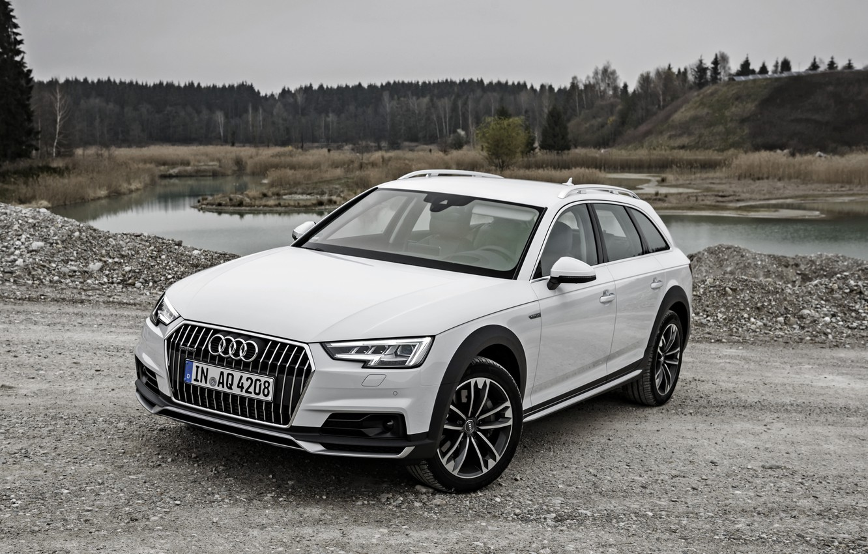Photo wallpaper Audi, Audi, allroad, universal