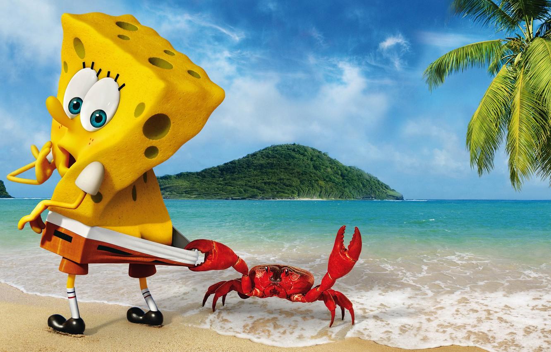 Wallpaper Sponge Out Of Water Spongebob The Spongebob Movie