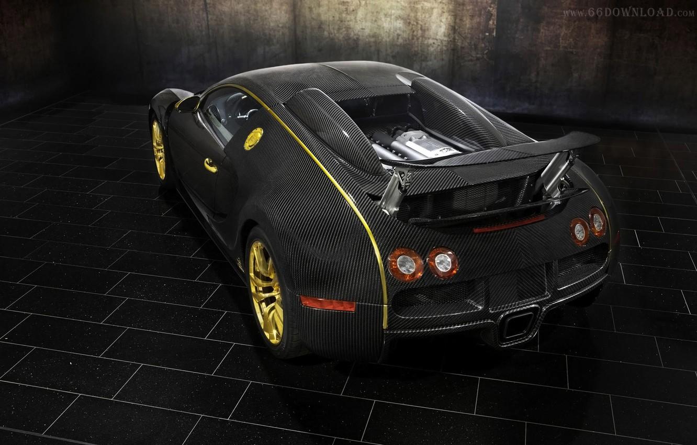 Photo wallpaper Bugatti, Veyron, Linea, Vincero