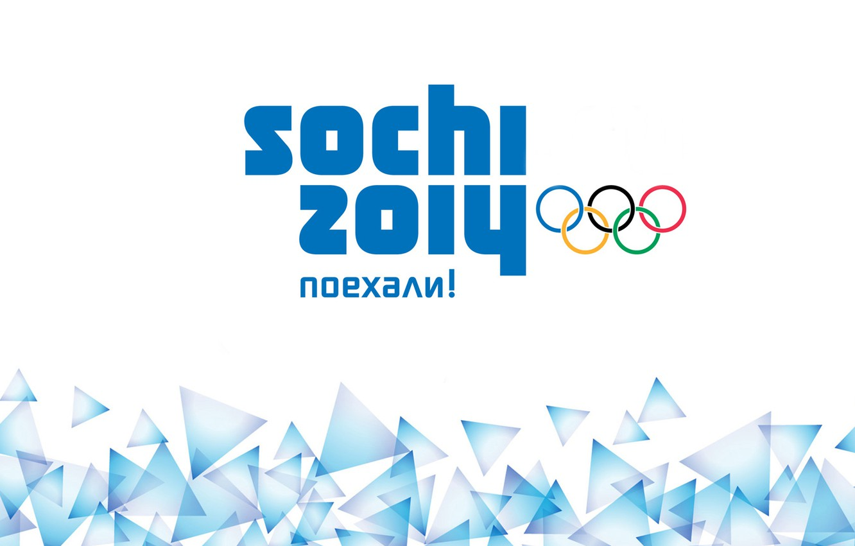 Photo wallpaper sport, Olympics, Sochi 2014