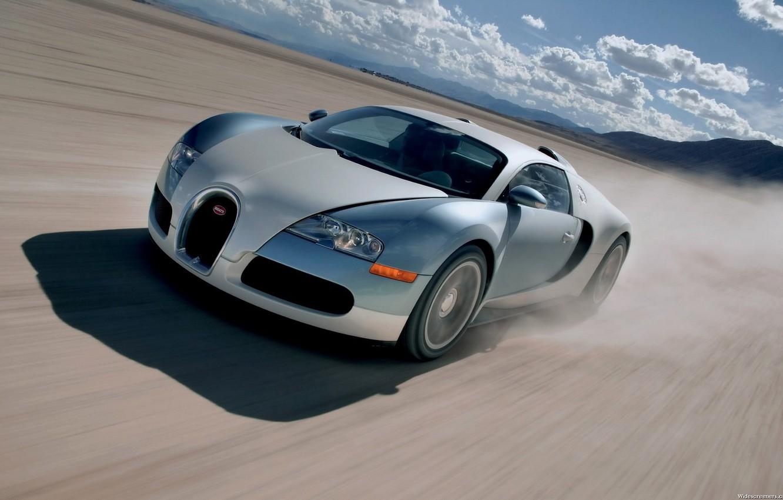Photo wallpaper supercar, Bugatti Veyron, Bugatti